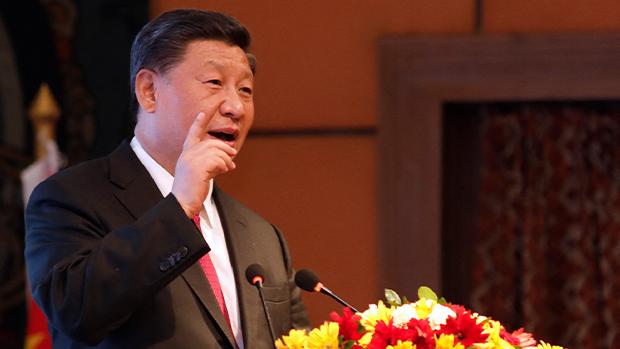 習近平強悍論英雄:「中國要增強威懾實力」