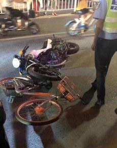汕頭交警單車扔鐵騎兩人重傷 警方公開說謊惹眾怒