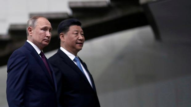 習普視頻會晤領土問題一筆勾銷 中俄向西方展示合作各取所需