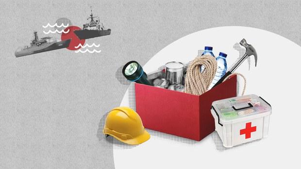 廈門印發「家庭物資儲備清單」 疑官方製造台海緊張氣氛