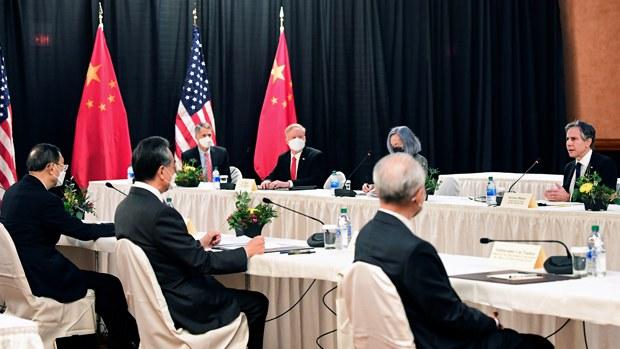 【中美會談】中國戰狼外交為國內宣傳服務 學者指北京準備第二次太平洋戰爭