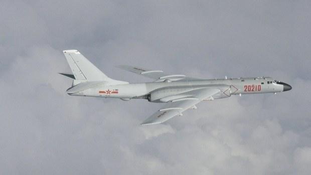 中俄戰機越防空識別區 日韓戰機升空應對    學者:憂地區安全冀美國保障