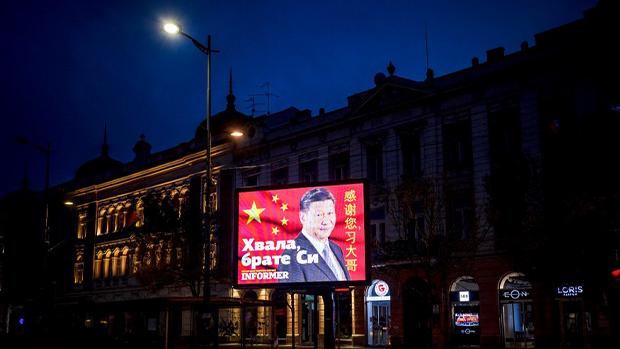塞尔维亚拟打造习近平雕像 中国影响力到临欧盟家门口