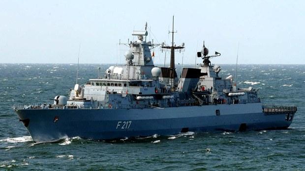 中国拒绝德国军舰停靠上海 赵立坚:别到南海「耀武扬威」