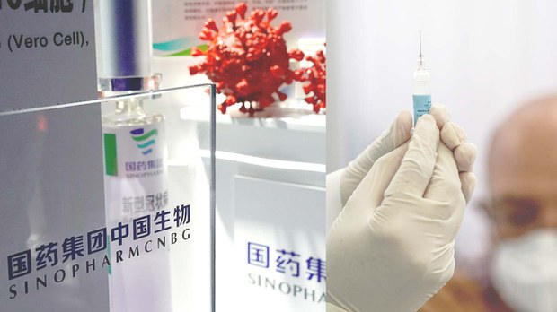 中國產疫苗效果堪憂 數百外派勞工接種後仍集體感染