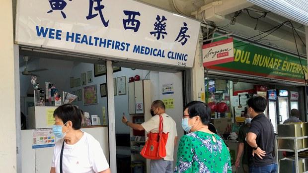 【新冠疫苗】中國科興疫苗屢受質疑 新加坡:打科興者不納入接種總數