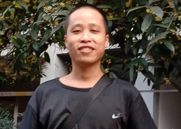 重慶公民黃洋表示,當局是想利用「以言入罪」這種方式滅絕民眾的反對聲音。(黃洋提供 / 拍攝日期不詳)