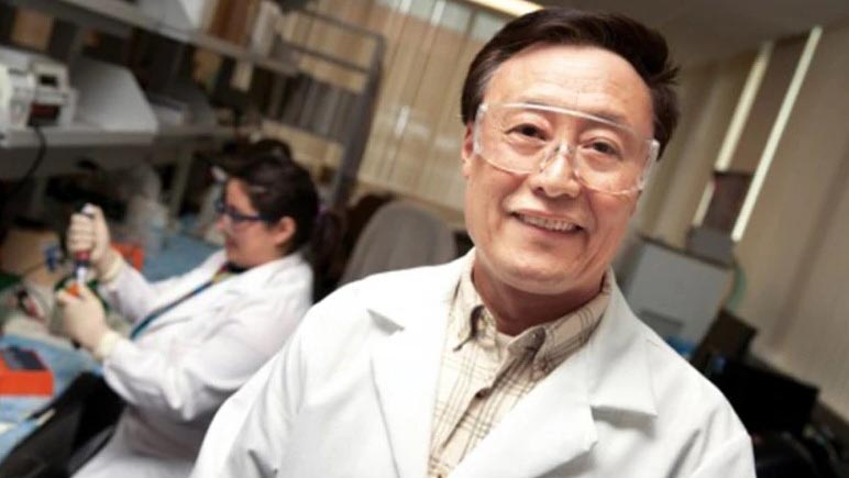 李健健目前是加大戴维斯医学院肿瘤部门教授。(网络图片)