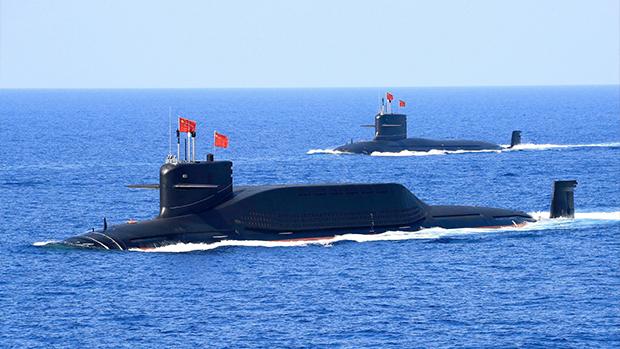 研究指解放軍潛艇官兵兩成有精神問題 專家疑南海軍演頻繁導致