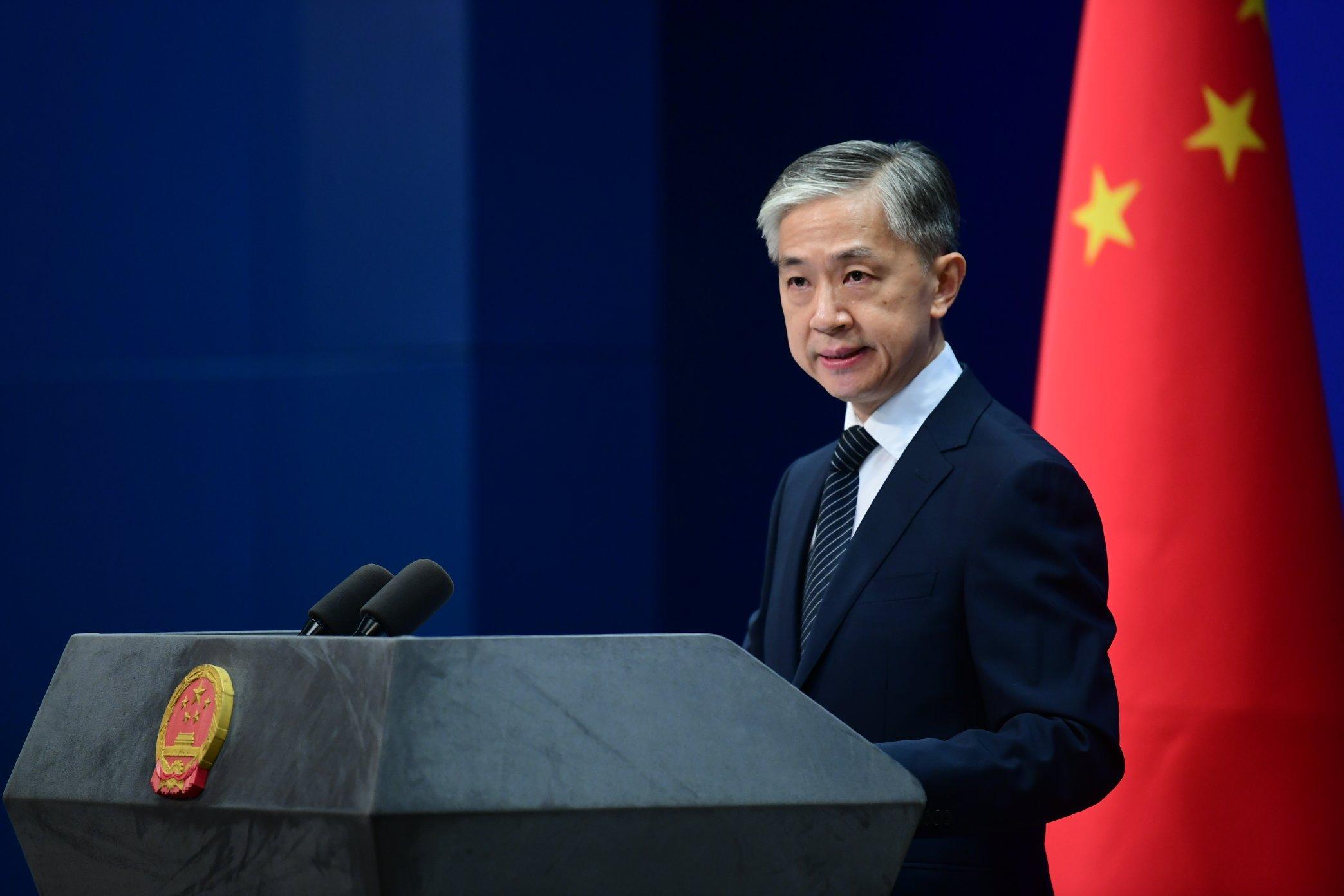 中國外交部發言人汪文斌就卡西斯批評中國的表態做出回應,稱卡西斯言論缺乏理據,還打出金錢利誘牌,稱瑞士金融企業可以中國獲利。(中國外交部網站)