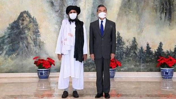 【阿富汗沦陷】塔利班高层与中外长助理通电 网民痛批遗忘维吾尔人