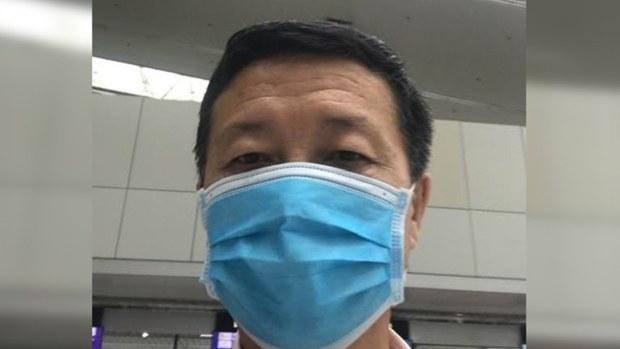 唐吉田啟程赴日照顧病危愛女 官方在機場攔截禁止出境