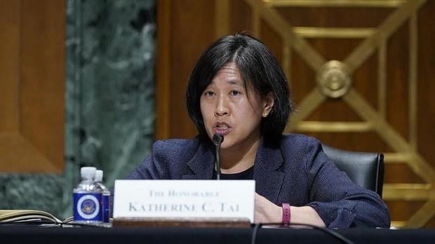 劉鶴戴琪首次經濟對話 雙方以「坦誠」形容會議但未收窄分歧