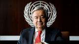 聯合國秘書長古特雷斯:中美應避免新冷戰。