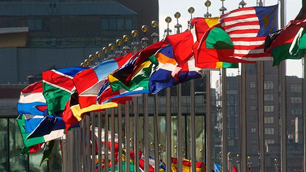 聯合國發表報告,將打壓捍衛人權分子的38個國家,列為可恥國家。(聯合國網頁圖片 / 拍攝日期不詳)