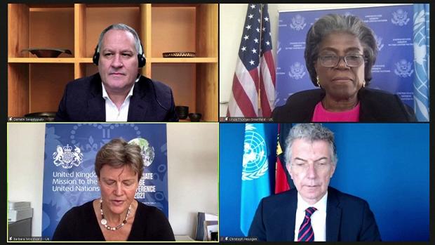 【新疆人權】美德英國聯合國開會 與中國針鋒相對