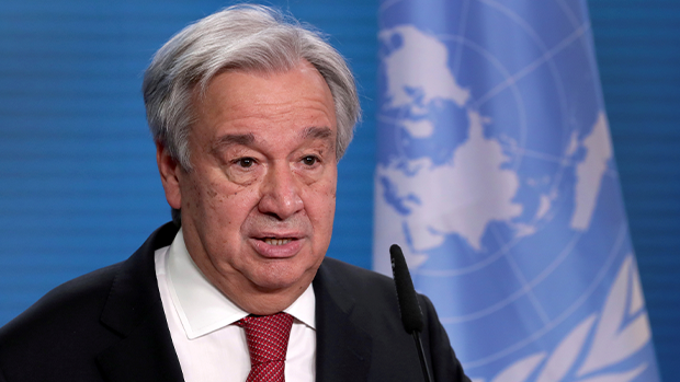 【新疆棉风暴】古特雷斯:联合国和中国谈判「无限制」入疆调查人权状况