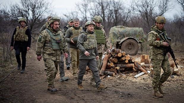 乌克兰入北约未果    克宫:乌东将再爆发全面战争