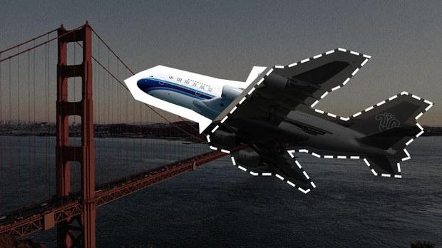 反制中国单方熔断 美限制部分中国赴美航班载客率