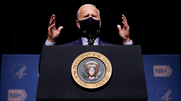 拜登慕尼黑安全會議視像演說 美國史上首位現任總統出席