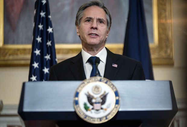 布林肯:當香港民主受損時若美國不捍衛 中國將更肆無忌憚