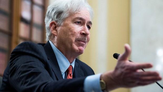 美國中情局局長提名人伯恩斯稱中國為「獨裁勁敵」