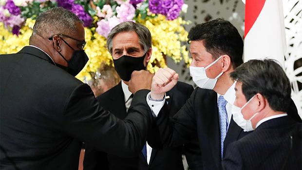 【拆局】「2+2會談」美日聯盟鞏固阻東北亞「擦槍走火」 學者:聯東亞印太盟友警示北京