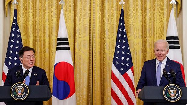 美韩元首发表联合声明    两国关系东亚扩及印太台海局势