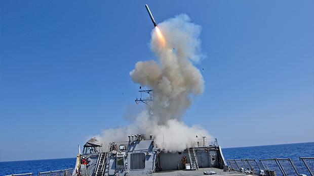 应对中共扩张 美军战斧导弹新版可作反舰用途
