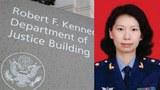 因隱瞞與中國軍方關係被捕 唐娟與4華裔科研人員獲美撤控