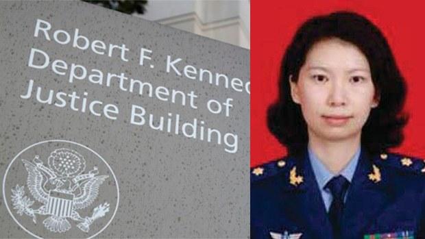 因隐瞒与中国军方关系被捕 唐娟与4华裔科研人员获美撤控