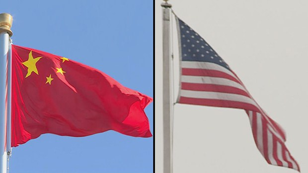 美國副國務卿舍曼周一與中國國務委員兼外長王毅會面。