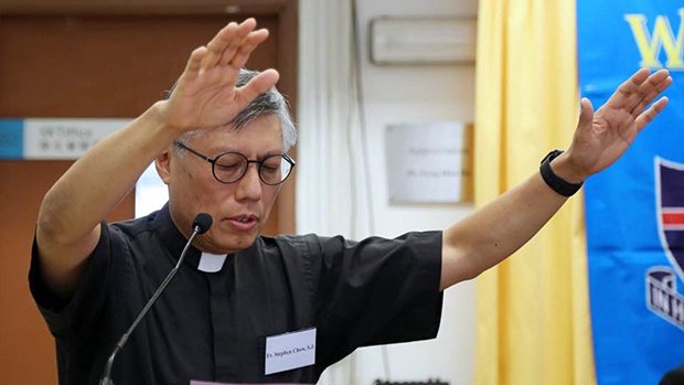 梵蒂岡任命周守仁為港教區主教 周曾公開反對港獨