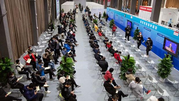 大陸CDC:中國新冠疫苗達標 唯59歲以上老年免問