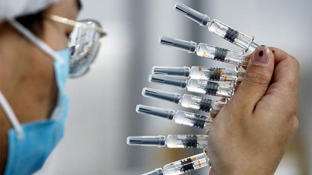 中国查获假新冠疫苗近六万支 部分流向境外