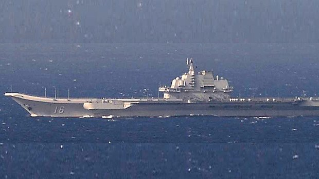 日防衛省首公布 中國驅逐艦經與那國島台灣間海域入東海