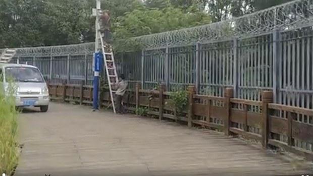 中缅边境再建「长城」防止国民外逃