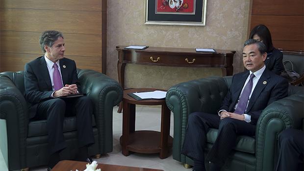 【美中角力】中國本月輪任安理會主席 王毅周五與布林肯視像會交鋒
