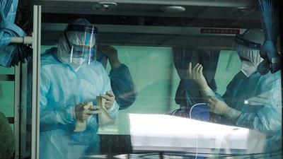 蓬佩奧指武漢病毒研究所員早於2019年秋,出現新冠病毒非常類似的病徵。
