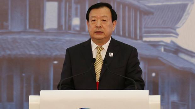 现年67岁的夏宝龙,曾是习近平2002年起在浙江任省委书记的旧部。(浙江省政府官网截图)