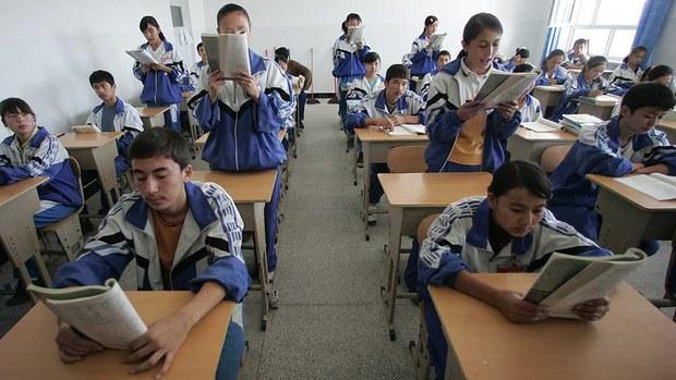 xinjiang-school