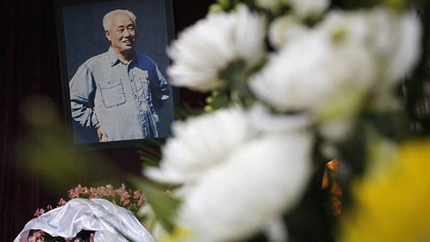趙紫陽逝世16周年家屬墓園拜祭遭嚴控    墓地前後設多個監控鏡頭