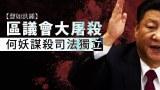 【声如洪锺】区议会大屠杀,何妖谋杀司法独立