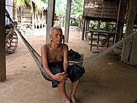 Saloth Nhep, Pol Pot's brother. Photo: RFA