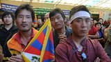 Tibetan protesters in Dharamsala, ready to take the fight for Tibet into the future.