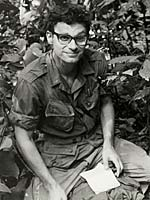 The author in Vietnam during the 1970s. Photo courtesy Dan Southerland
