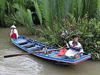 The Delta's Ben Tre province was once a hot spot during the Vietnam War Photo: Dan Southerland