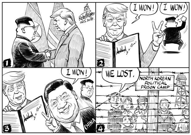 Not Everybody Wins