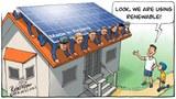 Solar Power Casts a Dark Shadow