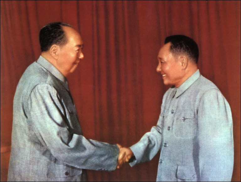 mao zedong and deng xiaoping Mao deng should be a perfect premier, not a leader(president) a lot of people  claim that mao causes millions of people's death in china, however they have no .